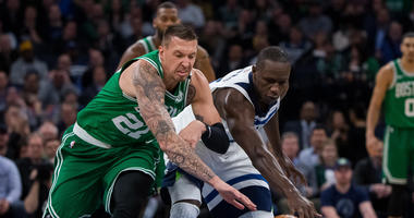 Celtics take another hit with Daniel Theis season-ending injury
