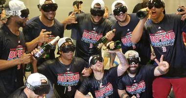 Bradford: How the Red Sox became division champs