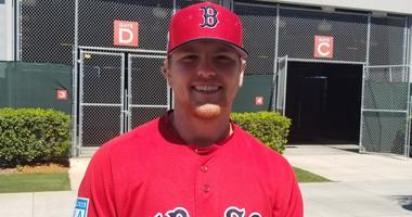 Red Sox top prospect Durbin Feltman shines in Grapefruit League debut