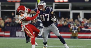 Photos: Patriots beat Chiefs in instant classic