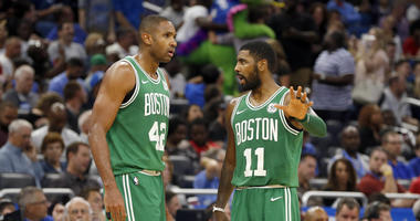 Sports Illustrated ranks Al Horford ahead of Kyrie Irving on 'Top 100' players list