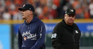 Reimer: Botched replay review on Jose Altuve's would-be home run an embarrassing low point for MLB