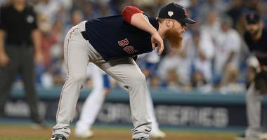 Tomase: Craig Kimbrel isn't a victim of collusion -- flawed closer's market is right where it should be