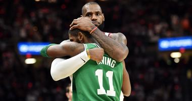 LeBron James didn't want to trade Kyrie Irving