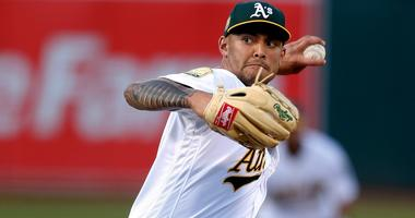 A's 3, Red Sox 0: Sean Manaea no-hits best offense in baseball