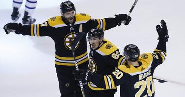 What are these Bruins made of? We just got a pretty good idea
