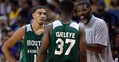 Celtics assistant Walter McCarty reportedly hired by Evansville