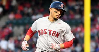 Alex Cora has a bold prediction for Mookie Betts