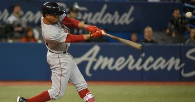 Red Sox 4, Blue Jays 3: The uniqueness of Mookie Betts