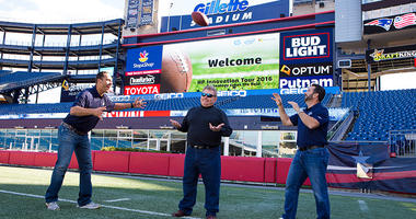 Entercom announces new programming changes for WEEI