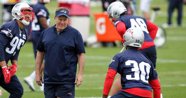 New tackling rule doesn't bother Belichick, because team's fundamentals are sound, he tells OMF