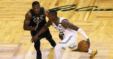 Terry Rozier and Eric Bledsoe