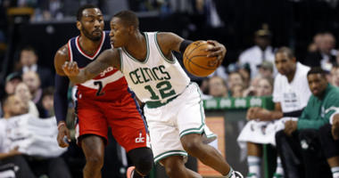 Terry Rozier and John Wall
