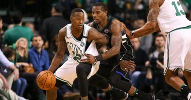 Terry Rozier's emergence one bright spot to Kyrie Irving injury