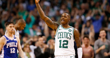 Terry Rozier will play in front of father for first time during Celtics' preseason finale