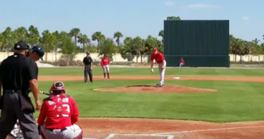 Last year's Red Sox first-round pick Tanner Houck pitches 6 no-hit innings