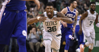 Report: Danny Ainge, Marcus Smart's agent 'seriously engaged' in contract talks
