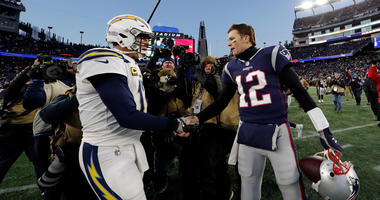 Patriots-Chargers gets massive ratings, sets new record