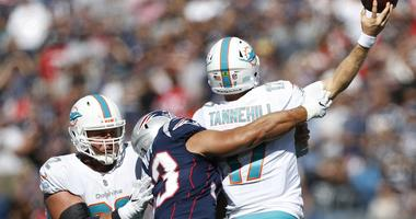 Best of NFL Week 6: Quarterback controversy in Miami?
