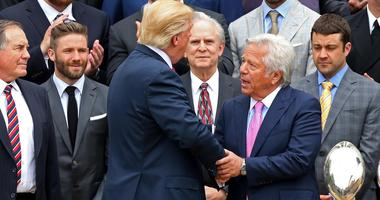 Donald Trump reportedly still wants Robert Kraft to attend Patriots White House visit amidst prostitution case
