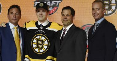 5 players for Bruins to keep an eye on at NHL draft