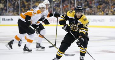 Bruins 3, Flyers 2: Brad Marchand is on a mission