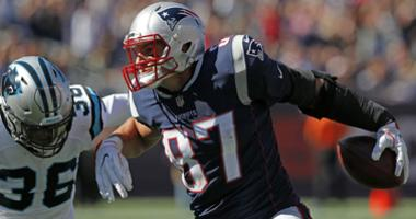 Rob Gronkowski announces he'll be back with Patriots for 2018 season