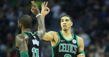 Jayson Tatum on Celtics' early season struggles: 'Maybe we believed the hype too much'