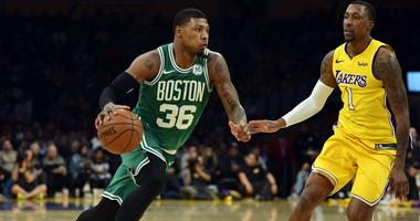 Marcus Smart says his mother has cancer, wants to see him return to court this season