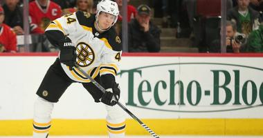 Anderson: Depth additions already worth weight in gold for Bruins