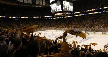 Pierre McGuire on OMF explains why Boston has 'much louder' crowd than Toronto