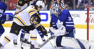 Leafs 3, Bruins 1: Talk about a forced Game 7