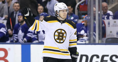 Bruins training camp, Day 1: Torey Krug knows his worth