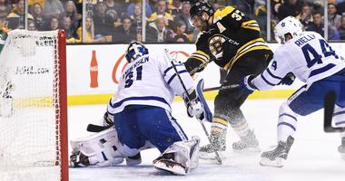 Maple Leafs 4, Bruins 3: Late push comes up just short