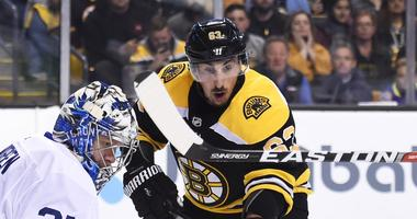 Bruins employing short memory with Game 5, on to Toronto