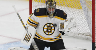 Even in OT loss Bruins' Halak stays hot enough to earn more starts