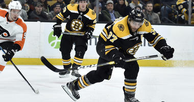 How Bruins' Bergeron feels facing Tavares after center picked Leafs