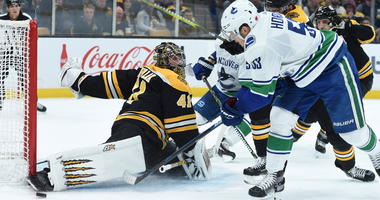 Kalman: No amount of offense was going to save Bruins in loss to Canucks