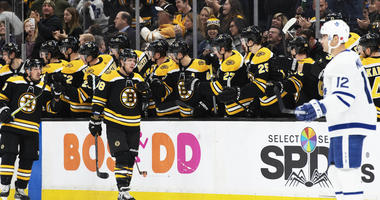 Bruins make sure this time five goals are enough