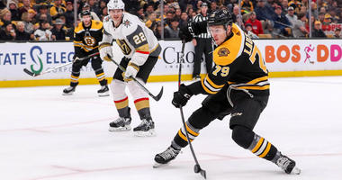 Kalman: First-time scorer Lauzon among young Bruins experiencing confidence surges