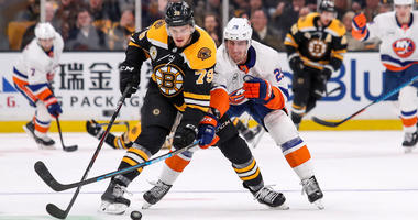 Why Bruins coach Cassidy did extra work with rookies Lauzon, Clifton