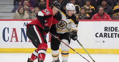 How Brad Marchand made sure Bruins avoided a letdown in Ottawa
