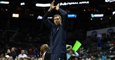 Brad Stevens really wanted to see Dirk Nowitzki score against Celtics
