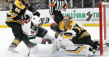 What Bruce Cassidy has planned for Tuukka Rask's workload
