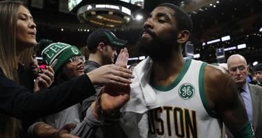 Kyrie Irving called LeBron James, apologized prior to Wednesday's game