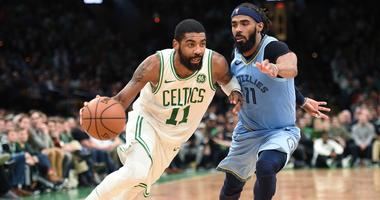 Less talking, more playing: Kyrie Irving, Celtics veterans will make all the difference