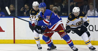 Why Bruins' loss to Rangers wasn't as crushing as it seemed