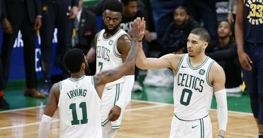 Why Kyrie Irving, Celtics should sweep Pacers in best-of-7 series