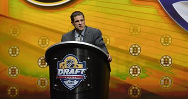 Reviewing Bruins' draft history under Don Sweeney