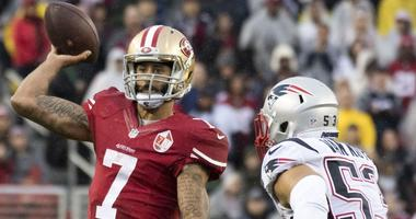 Cris Carter says Patriots could sign Colin Kaepernick: 'Krafts are very fond of him'